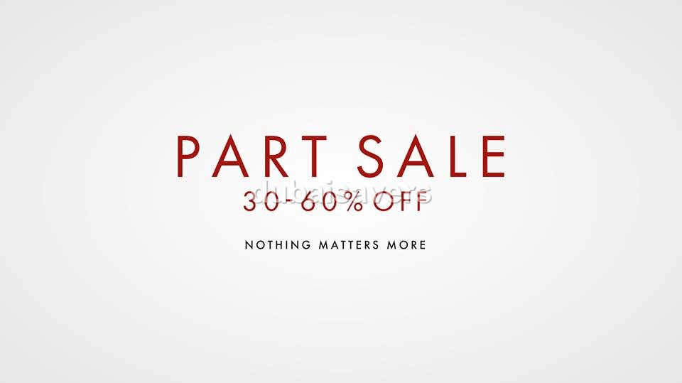 Harvey Nichols Part Sale - Dubaisavers