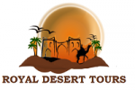Royal Desert Tours logo