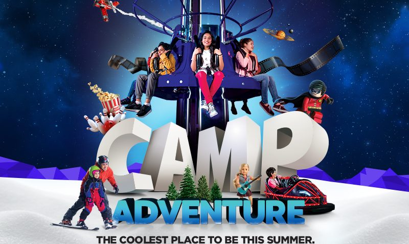 Camp Adventure at Mall of the Emirates - Dubaisavers
