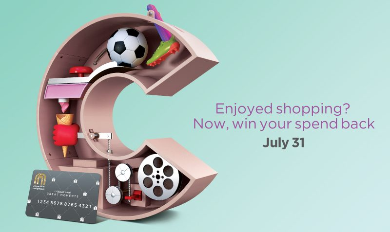 Get lucky and Shop for FREE today! - Dubaisavers