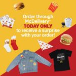 McDonald's Today only Surprise delivery offer - Dubaisavers