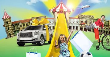 Prizes, Sales and Fun at Mercato Mall - Dubaisavers