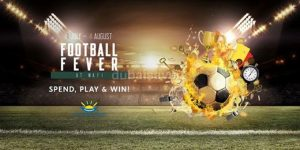 Spend, Play & Win at WAFI - Dubaisavers