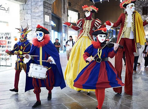 Weekend Festive Fun at The Outlet Village - Dubaisavers