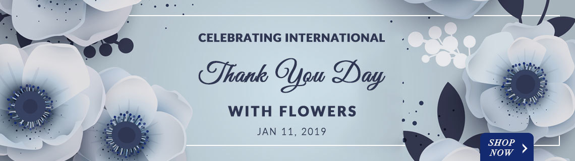 Celebrate International Thank you day with offers on 800Flower - Dubaisavers