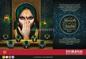 Joyalukkas hosts Arabic Jewellery Fest - Dubaisavers