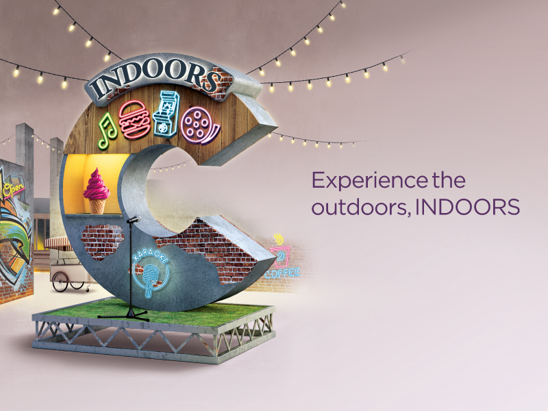Experience the outdoors at City Centre Deira - Dubaisavers