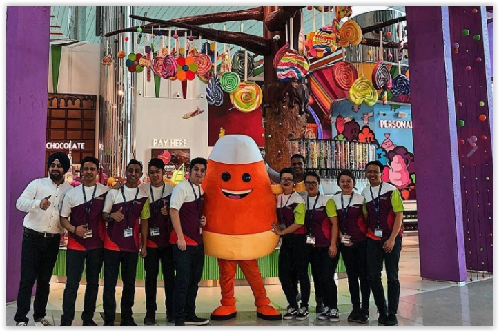 World Famous Candylicious opens at Dubai Airport - Dubaisavers