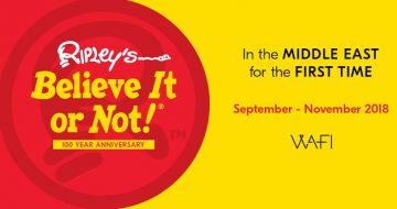 Ripley's Believe it or Not is at Wafi - Dubaisavers