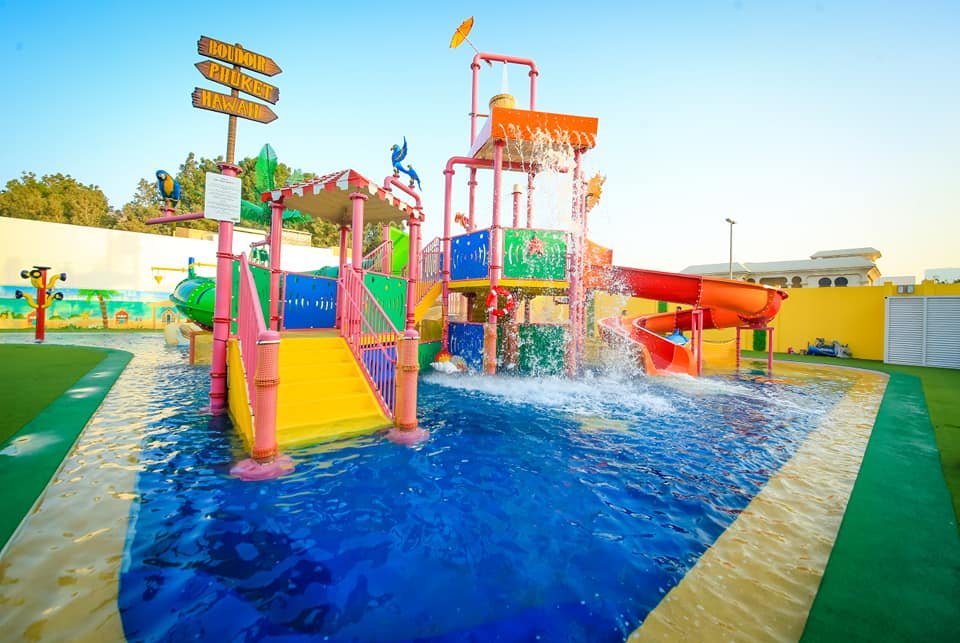 Splash-tastic Fun at Aquaduck Water park - Dubaisavers