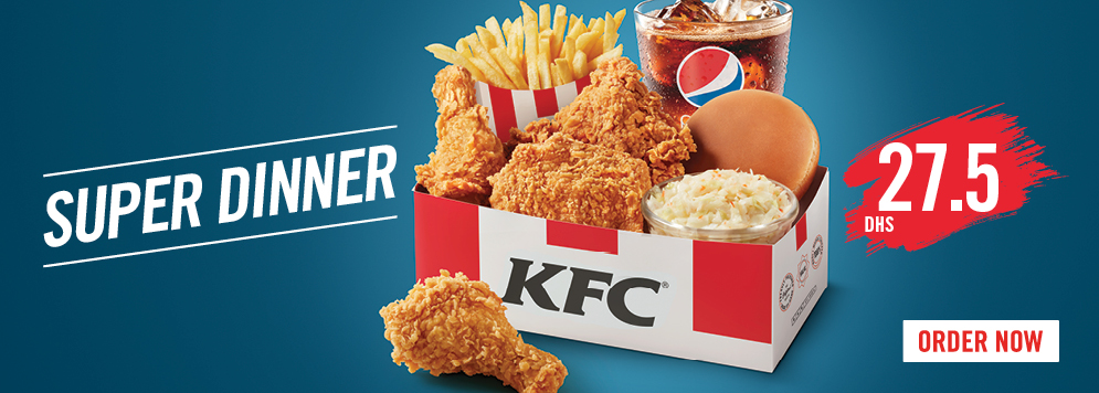 KFC Latest offers - BIG Diwali Offer - Dubaisavers