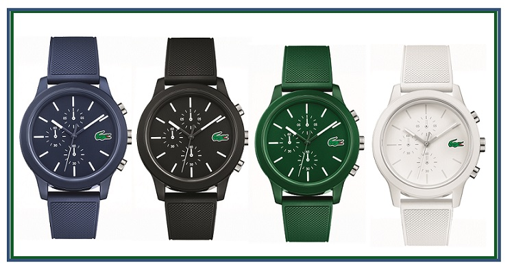 Lacoste unveils LACOSTE.12.12 collection - Dubaisavers