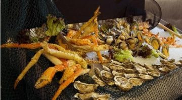 Manzil Downtown relaunches Sea food night - Dubaisavers