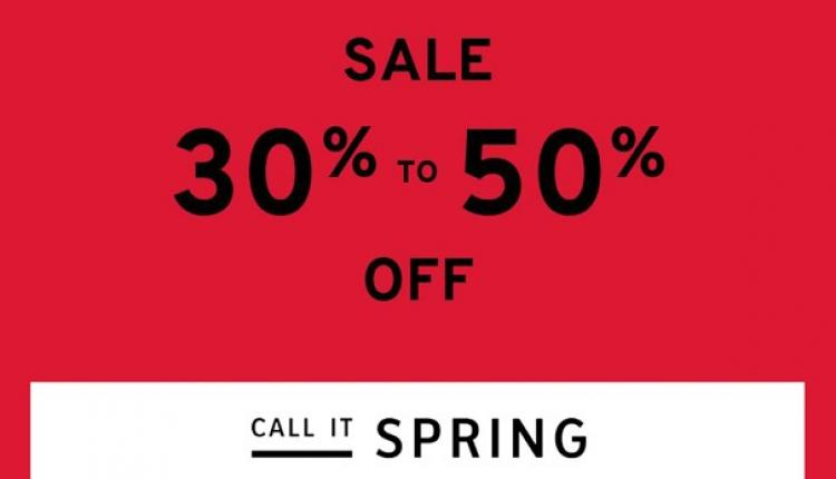 Call it Spring Special offer - Dubaisavers