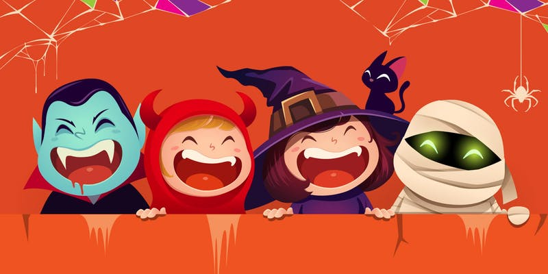 Spooky time at Candylicious - Dubaisavers