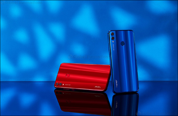 Honor launches New Best in Class Smartphone – the Honor 8X - Dubaisavers