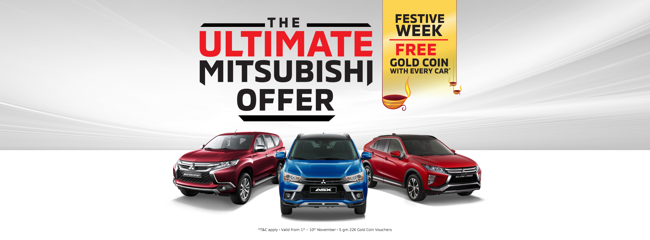 Mitsubishi Latest offers - Dubaisavers