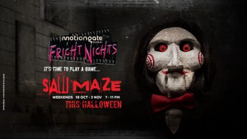 Fright Nights at Motiongate Dubai - Dubaisavers