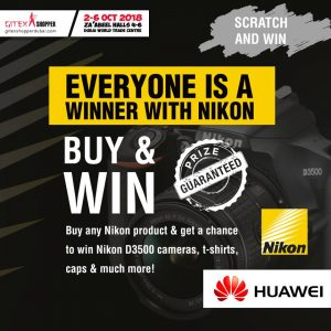 Nikon gitex offer