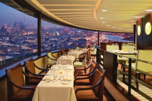 Dubai's revolving restaurant to host Diwali dinner feast - Dubaisavers