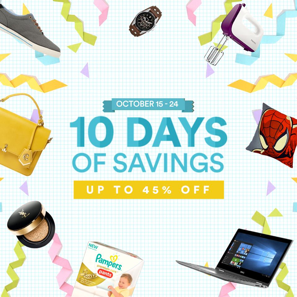 10 days of Savings on Souq.com - Dubaisavers