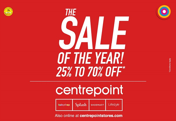 Centrepoint Sale of the Year - Dubaisavers