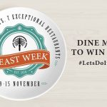 Feast Week at Fairmont The Palm - Dubaisavers