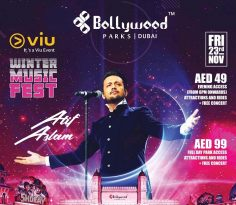 Winter Music Fest at Bollywood Parks & Resorts - Dubaisavers