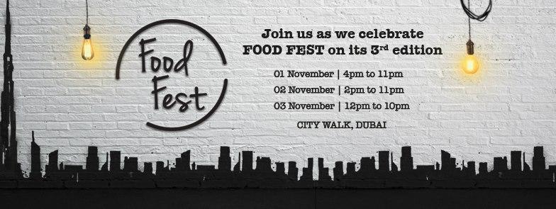 Galeries Lafayette Food Fest - Dubaisavers
