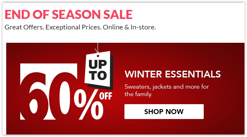Max End of Season Sale - Dubaisavers