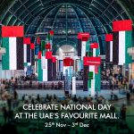 UAE National Day Celebrations at Mall of the Emirates - Dubaisavers