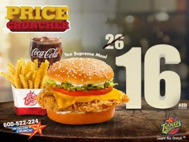 Texas Chicken Latest offers - Dubaisavers