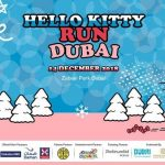 Hello Kitty Run Dubai - Dubaisavers