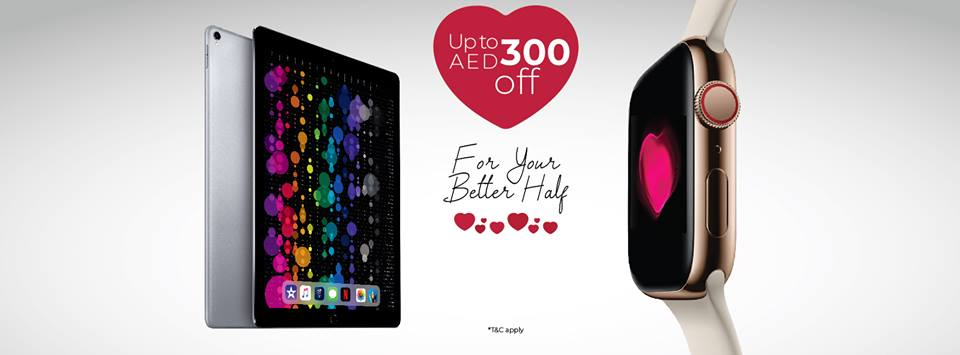 iStyle Valentine's day offer - Dubaisavers