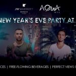 New Year's Eve Party at Aqua - Dubaisavers