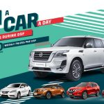 DSF Nissan Grand Raffle - Dubaisavers