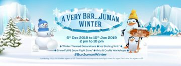 Winter at Burjuman - Dubaisavers