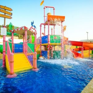 Aquaduck Recreational Playground