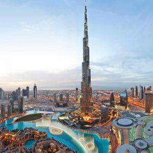 At the Top at Burj Khalifa