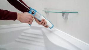 Mesh Net Replacement, or Refinishing of Shower Pan or Bathtub from Bright Corner Cleaning & Technical Services - Dubaisavers