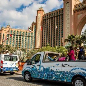 City Van Tour