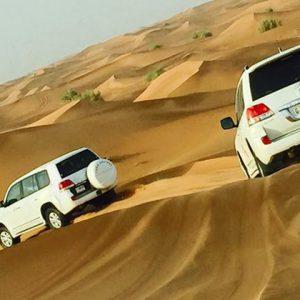 Desert Rock Tourism