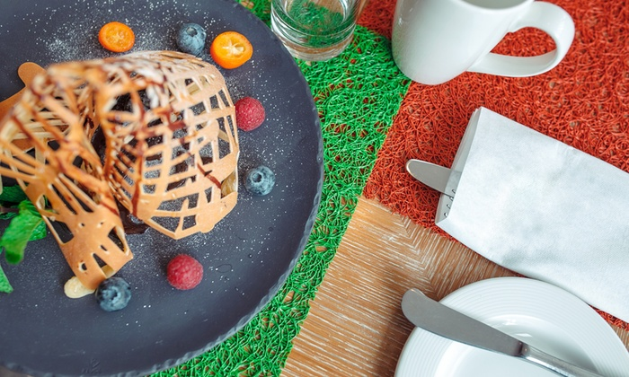 Breakfast Buffet with Drinks at Gastro Kitchen at DoubleTree by Hilton Hotel - Dubaisavers