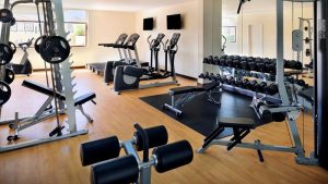 Health Club at Movenpick Hotel