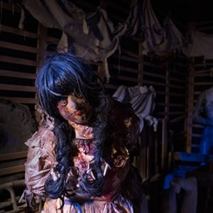 Hysteria Haunted Attraction