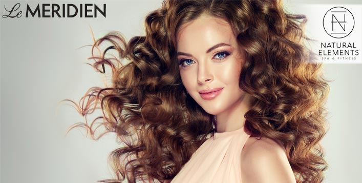 Hair Packages from Natural Elements Spa - Dubaisavers