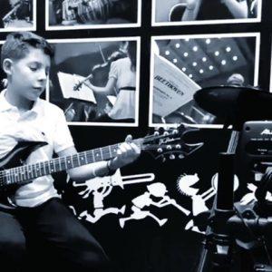Guitar, Drums, Piano or Saxophone Classes at Rock Star Music & Dance - Dubaisavers
