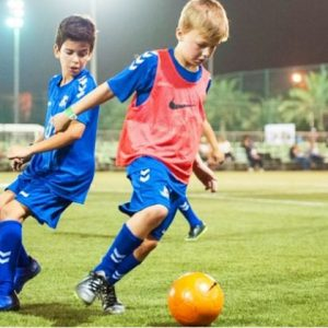 SoccerKids Dubai