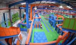 Massive Indoor Park Air Maniax opens in Dubai - Dubaisavers