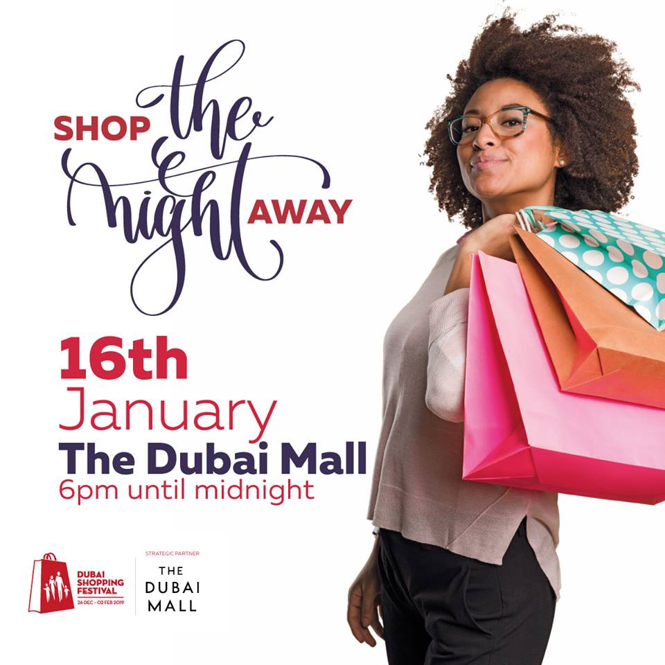 Huge Savings at Dubai Mall from 6pm -ONLY TODAY! - Dubaisavers